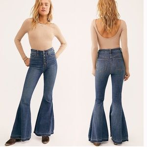 Free People | Irreplaceable Flare Jeans